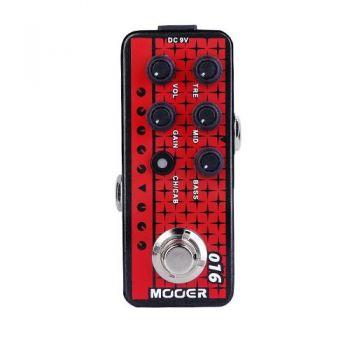 Mooer Phoenix Micro Preamp 016