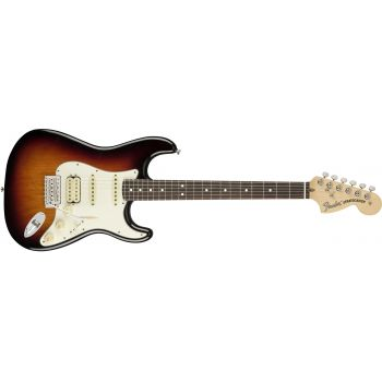 Fender American Performer Stratocaster HSS Rosewood 3TSB