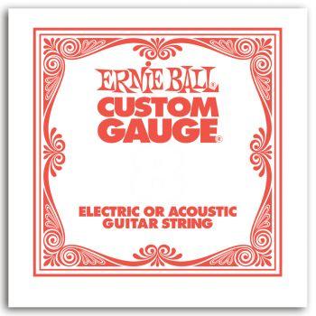 ERNIE BALL 1008 CUERDA ELÉCTRICA SLINKY PLANA 008