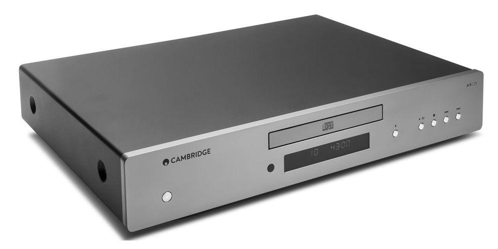 Cambridge Audio AXC35 compact disc