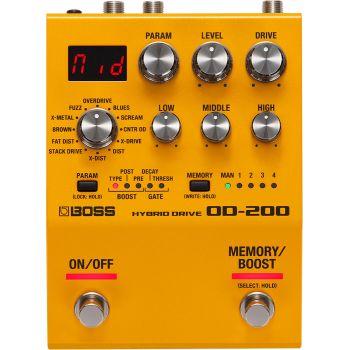 Boss OD-200 Pedal de Efectos