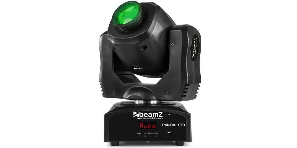 comprar Beamz PANTHER 70 SPOT