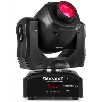 Beamz PANTHER 70 Cabeza Móvil SPOT LED 150430