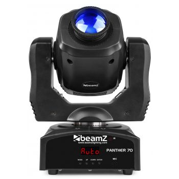 Beamz PANTHER 70 Cabeza Móvil SPOT LED 150430 ( REACONDICIONADO )