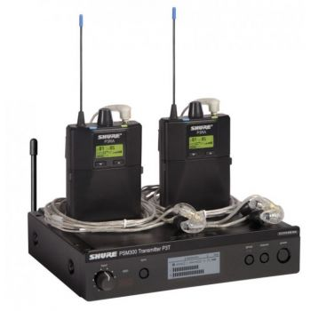 SHURE P3TRA TWPT11 215CL Sistema de Monitoraje