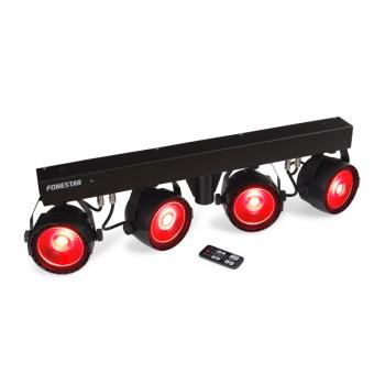 Fonestar BAR-4P30L Sistema Multi-Par LED COB RGB