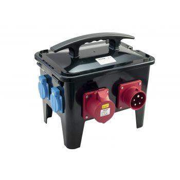 Eurolite SBPO-1640B Distribuidor de Potencia