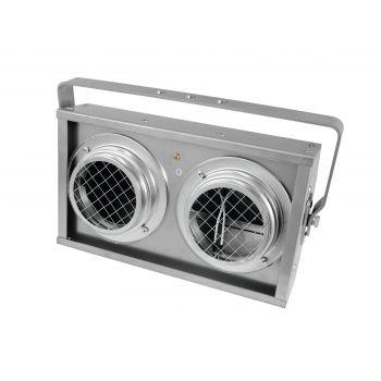 Eurolite Audience Blinder 2xPAR-36 DMX silver Cegadora