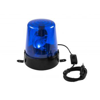 Eurolite Led Police Light DE-1 Blue Sirena