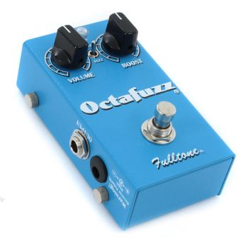 Fulltone Octafuzz 2 Pedal Efectos Guitarra