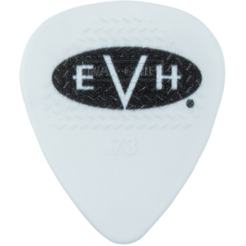 EVH Púas Signature White-Black Pack 6 Unidades 0,73mm
