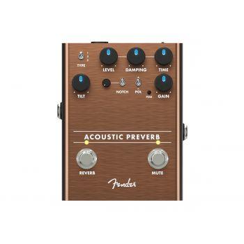 Fender Acoustic Preamp Reverb