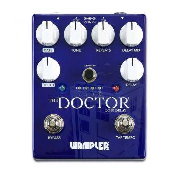 Wampler The Doctor Lo-Fi Delay Pedal de Efectos
