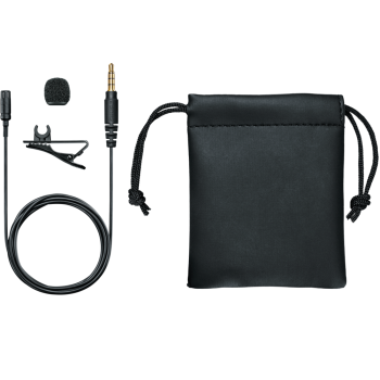 SHURE MVL-3.5MM Motiv Micrófono lavalier para Móviles y Tabletas
