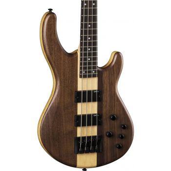 Dean Guitars Edge Pro 4 String Walnut Satin Natural. Bajo Eléctrico