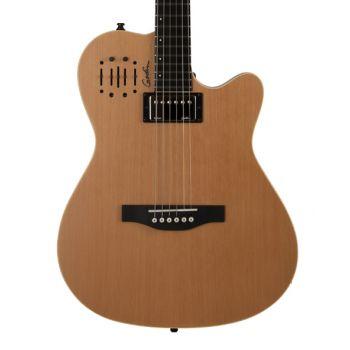 GODIN A6 Ultra Natural. Guitarra Acústica + Funda