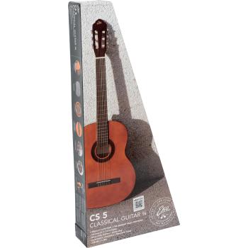 Eko CS-5 Natural Pack Guitarra Clasica con Funda