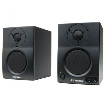 SAMSON MEDIAONE 3A BT Altavoz Activo  Monitor Amplificado Pareja