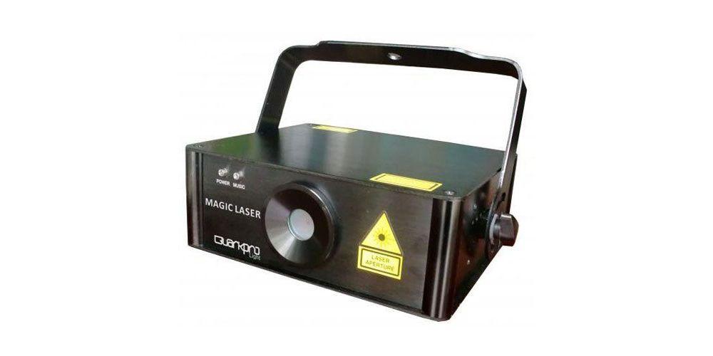 quarkpro magic laser