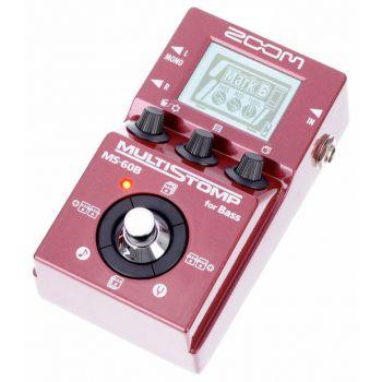Zoom MS60B Pedal MultiEfectos