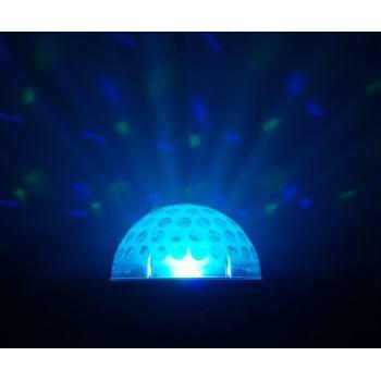 BEAMZ 153219 Magic Jelly DJ Ball activado por la musica LED