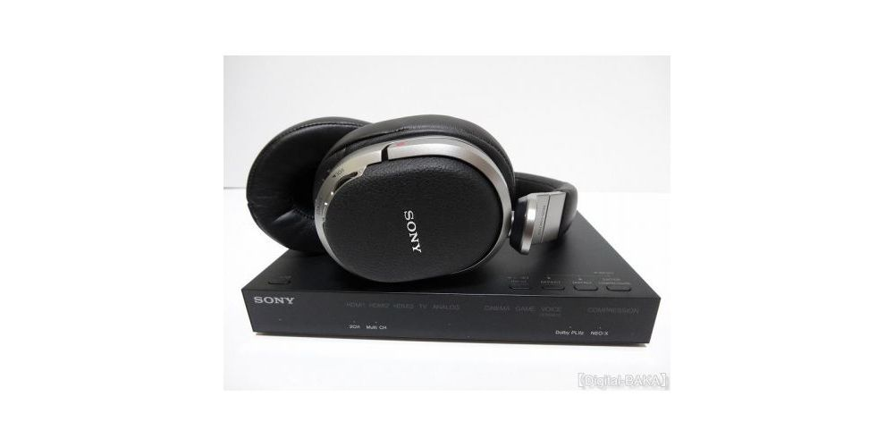 sony MDR HW700DS auriculares inalambricos alta gama