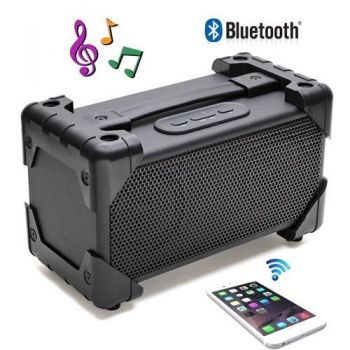 Boom Box Off Road Altavoz Bluetooth Todo Terreno