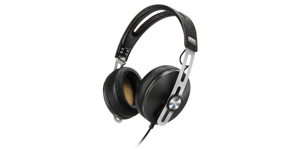 sennheiser momentum m2 aeg black auriculares