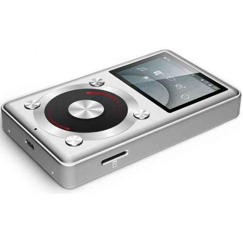 FIIO X1 Portable HD Player Silver