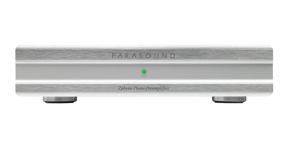 parasound zphono previo phono silver