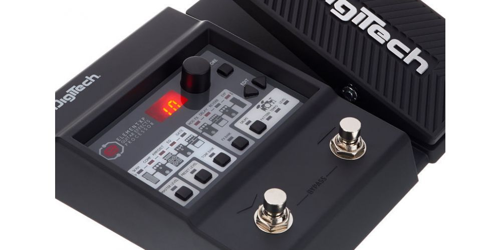 DigiTech Element XP Pedal multiefecto para guitarra