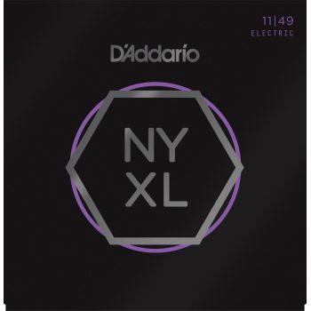 D Addario NYXL1149 (11-49) Cuerdas Guitarra Eléctrica
