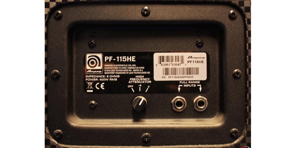 Ampeg PF 115 HE 4