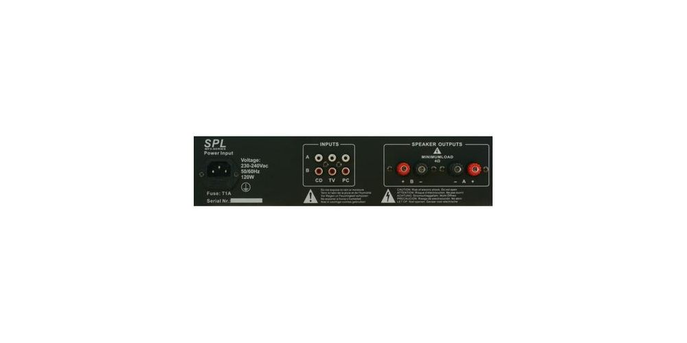SkyTec SPL 300MP3 Amplificador 178764