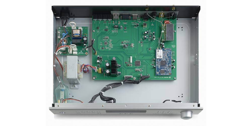 rotel t14 black sintonizador fm dab fabricacion componentes