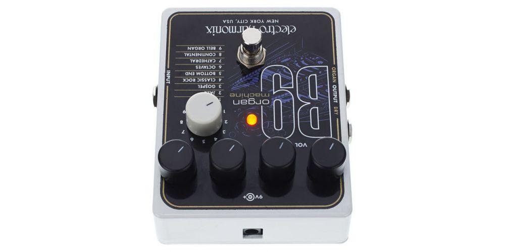 electro harmonix b9 2
