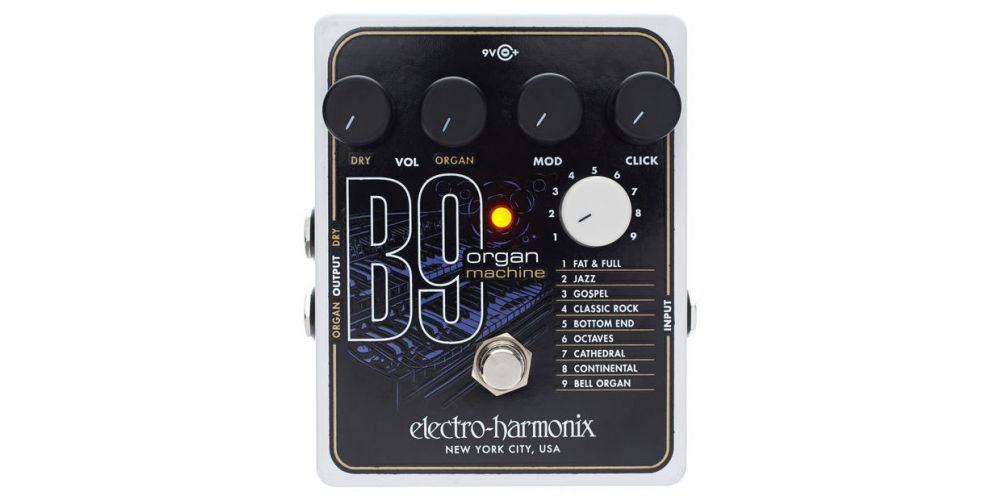 electro harmonix b9 3