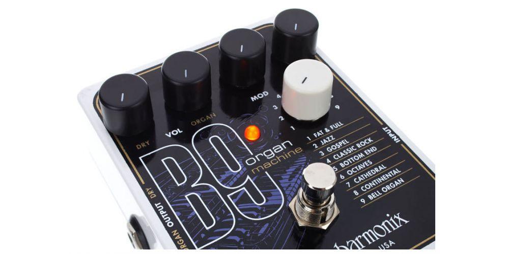 electro harmonix b9 6