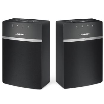 BOSE SOUNDTOUCH TWIN BK Pack de  2-Soundtouch 10 Bk