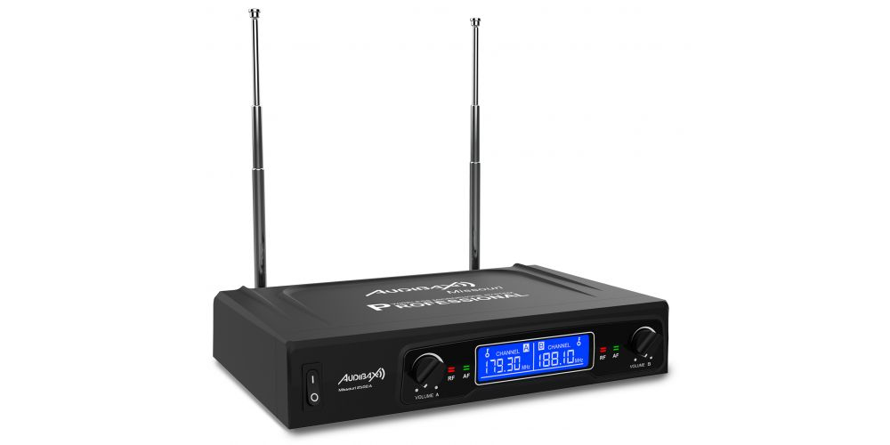 audibax missouri2500 a microfono
