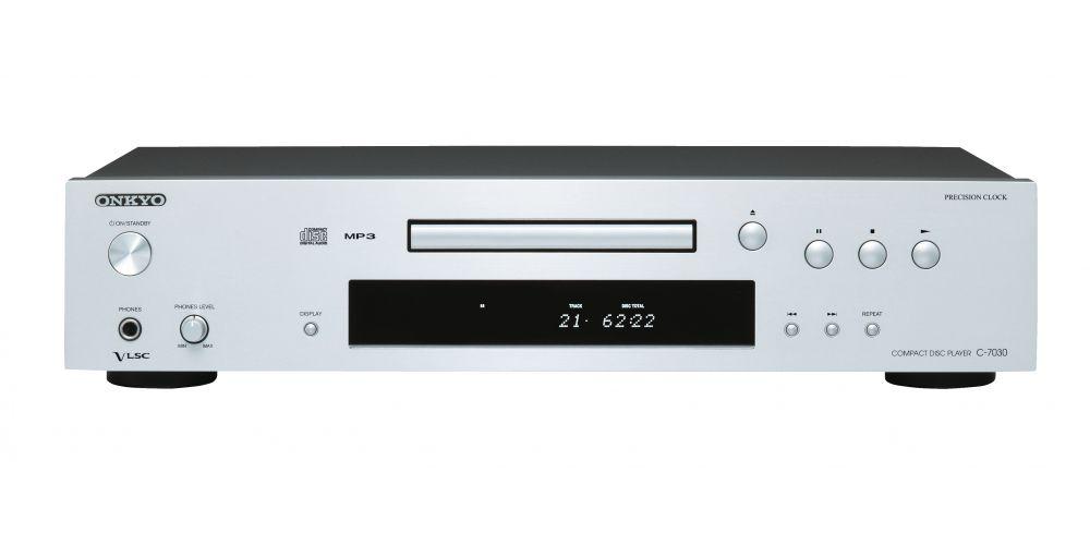 onkyo C 7030 S compact disc silver