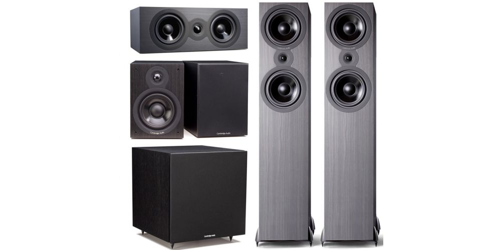 Cambridge Audio SX  80 cinema pack sx120 sx80 sx70 sx50 black