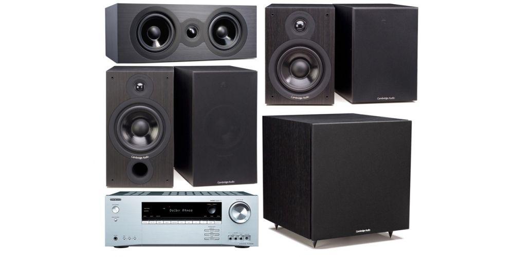 onkyo txsr444 silver Cambridge Audio SX  60 cinema pack black sx60 sx70 sx50