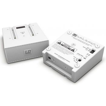 Ld systems New CURV 500 SLAWT Adaptador SmartLink® de 70/100 V para hasta cuatro Satélites LD CURV 500® Color Blanco