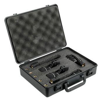DAP Audio DK-5 Set de Microfonía para Batería