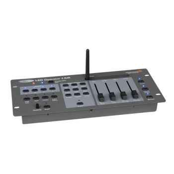 Showtec LED Operator 4 Air Controlador DMX Inalámbrico 50726