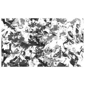 Showtec Show Confetti Metal Silver 1Kg Plateado 60914SI