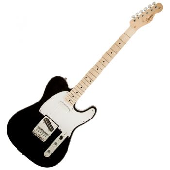 Fender Squier Affinity Telecaster Maple Fingerboard Black