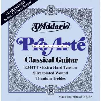 D´addario EJ44TT ProArte Dynacore cuerdas para guitarra clásica