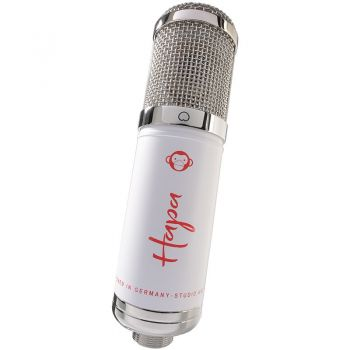 Monkey Banana Hapa White microfono de condensador